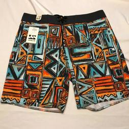 Billabong Men's Sundays X Boardshorts Lava 34