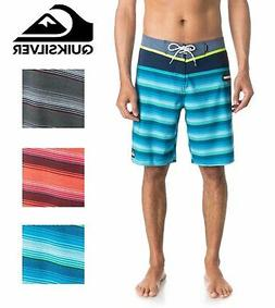 """Quiksilver Men's Surf AG47 """"Vibe Tribe"""" 20"""" Board Shorts"""