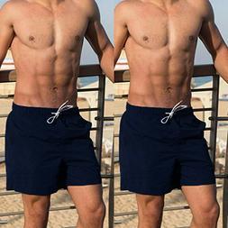 Men's Surf Board Shorts Summer Beach Shorts Pants Swiming Tr