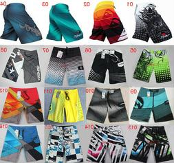 Men's Surf Board Shorts Summer Beach Shorts Pants Swiming Tr