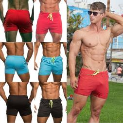 Men's swimwear Sports Gym Run shorts casual summer beach pan