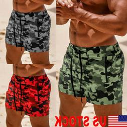 men s swimwear sports gym run shorts