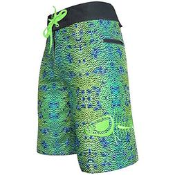 Tormenter Men's Tuna Waterman 8-Way Stretch Boardshorts, Mah