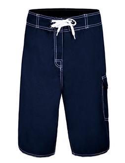 Nonwe Men's Ultra-Soft Lightweight Beach Shorts 10722-42