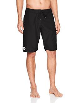 RVCA Men's Upper Trunk, Black, 33