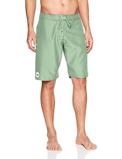 RVCA Men's Upper Trunk, Green Haze, 31