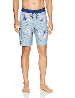 RVCA Men's VARCA Trunk, Dusty Blue, 29