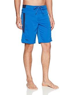 "Speedo Men's Ventilation Boardshort 20"" Bottom, Classic Blue"