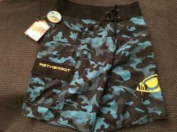 Tormenter Men's Waterman 5 Pocket Board Shorts Sz 28 MSRP $4