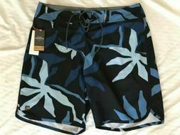 "MEN'S Quiksilver Waterman Odysea Board Shorts  SZ. 32"" NWT'S"