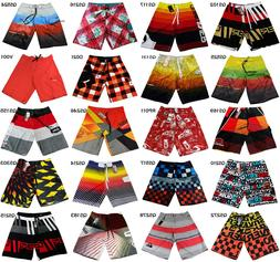 Mens Beach Surf Quick Dry Boardshorts Swim Trunks Surfing Sh