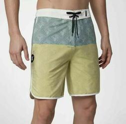 "Mens Hurley Beachside Pescado 18"" Board Shorts | Value $50"