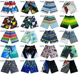 Mens Bermuda Quick Dry Swimming Pants Surfing Shorts Boardsh