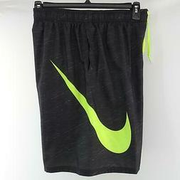 Mens Nike Black Swimming Trunks Board Shorts Size XL Beach A