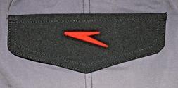 Mens BNWOT Gray/Black SPEEDO Technical Board Shorts size XL
