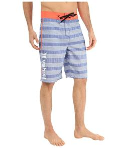 Hurley Mens Board Shorts Swim Phantom Grey Blue Charcoal Ora