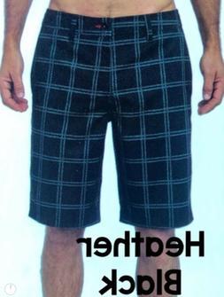 Men's O'Neill Hybrid Quick Dry Shorts— Heather Black,