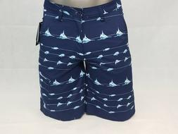 Huk Mens Performance Fishing Hybrid swim board shorts casual