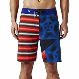 "Hurley Mens Phantom Dalek 19"" USA Boardshorts Swinwear Trunk"