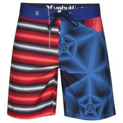 "Hurley Mens Phantom Dalek 19"" Surfing Boardshorts USA Trunks"