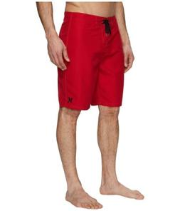 "Hurley Mens Phantom One & Only 2.0 21"" Boardshorts - Gym Re"