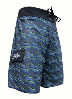 mens reef break 8 way stretch spf
