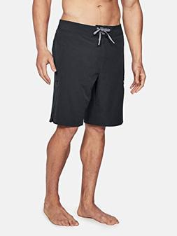 Under Armour Mens Stretch Boardshorts, Anthracite /Black, 40