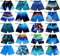 Mens Summer Beach Surf Boardshorts Quick Dry Swim Trunks Sur