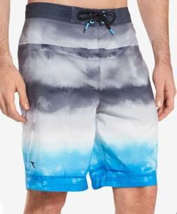Speedo Men's Sun Up Board/Swim Shorts UPF 50 Deep Steel Si