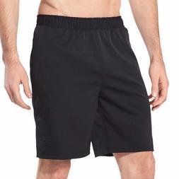 Speedo Men's Tech Volley Swim Short Black Size L 36