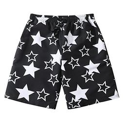 Mens Ultra Quick Dry Twinkler Fashion Board Shorts Large 34-