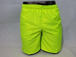 Nike Mens Volley Swim Trunks Board Shorts Green Medium NWT M
