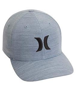 Hurley Mens WSL DriFIT Cutback Grey Cap S/M 474-Blueforce