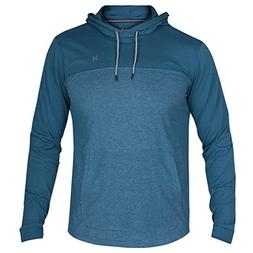 Hurley MKT0005950 Men's Dri-Fit Lagos 3.0 Hoodie, Space Blue