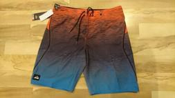 Quiksilver Momentum Stretch Boardshorts Size 34 NEW WITH TAG