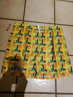 MTV Music Television Hummingbird Swim Trunks Board Shorts Me