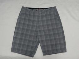 """Quiksilver Neolithic 22"""" Quartz or Black Amphibians Shorts B"""