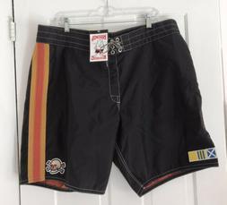 NEW Birdwell Beach Britches 311 Limited Edition 3 Stripe Boa