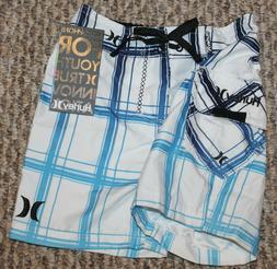 New! Baby Boys Hurley Puerto Rico Boardshorts - Size 18, 24