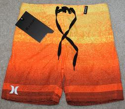 New! Boys Hurley Zion Boardshorts  - Size 4 or 5