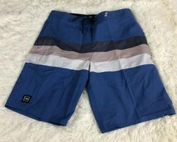 New  Jack O'Neill  Men's Boardshorts Color BLU Size 32.