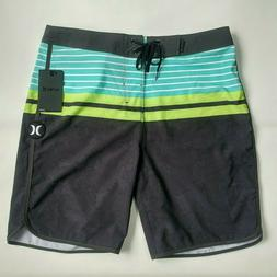 NEW! Hurley Men's Phantom Boardshorts - Sizes 30-38, Aloha S