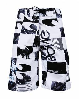 New Men's Quick-Dry Swim Beach Pants Boardshorts Surf Shorts
