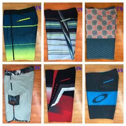 NEW OAKLEY Mens Board Shorts Swimwear Surf Pant Size 31 34 3