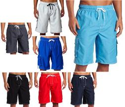 New Norty Mens Cargo Watershort Swim Suit Boardshort Swim Tr
