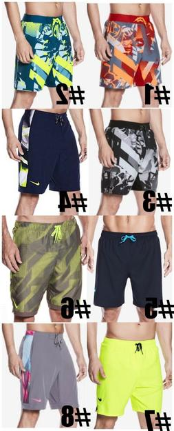 New Nike Mens Swim Trunks Board Shorts Choose Color and Size