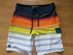 NEW NWOT Trinity Board Shorts Swim Trunks STRETCH Size 34 Mu