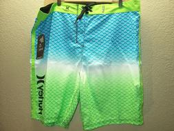 "/NEW NWT HURLEY Mens 40"" Waist boardshorts/swim/surf Combine"