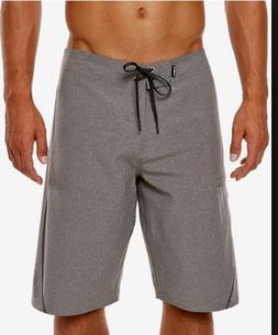 New O'NEILL board shorts HYPERFREAK s-seam solid gray 30 32