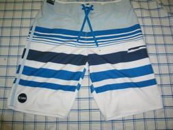 New O'neill Men's Hyperfreak Hydro Boardshort Polyester Elas